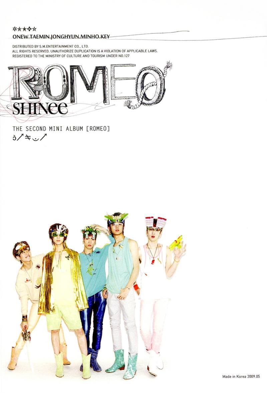 Kết quả hình ảnh cho SHINee: Romeo